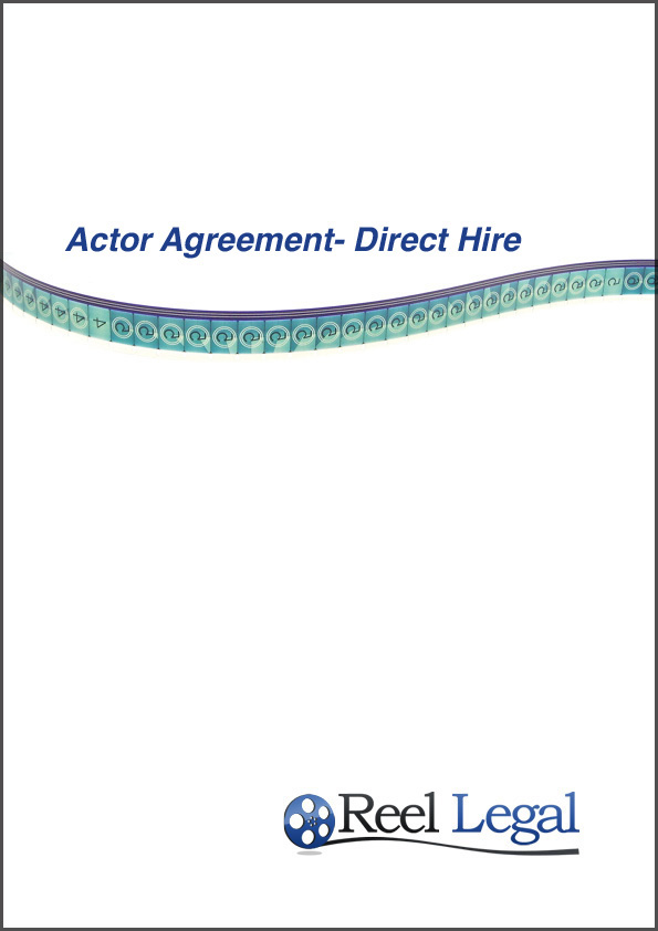 Actor Agreement Direct Hire